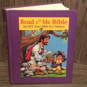 Read with me children's bible